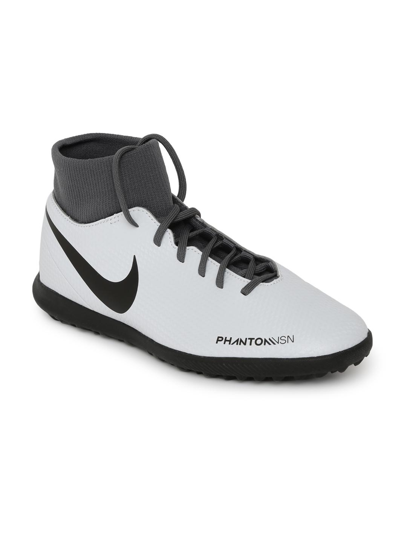 2bd795ac5 Buy Nike Unisex Grey PHANTOM VSN CLUB DF TF Football Shoes - Sports ...