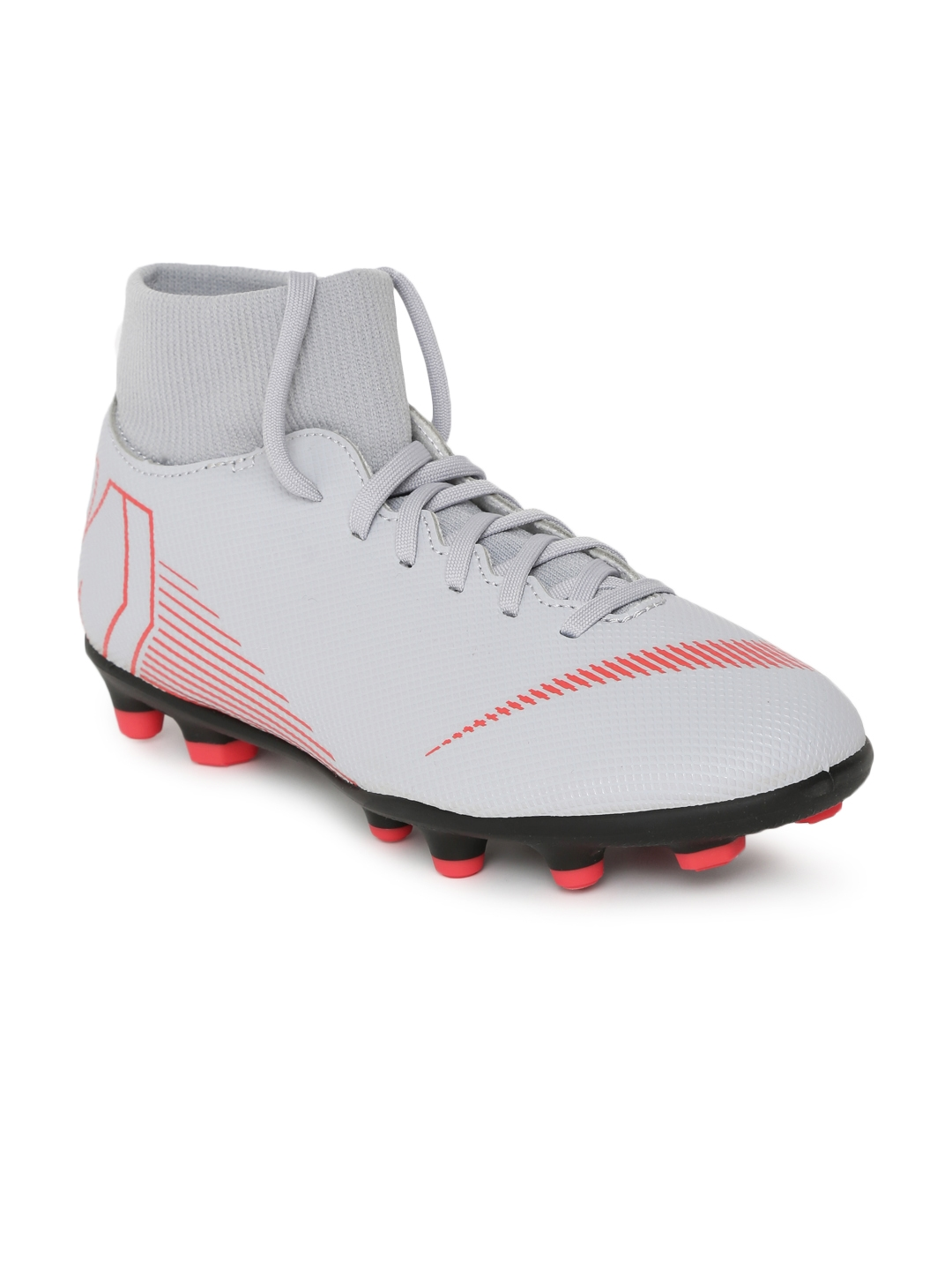 2abb48503 Buy Nike Unisex Grey Superfly 6 Club FG MG Football Shoes - Sports ...