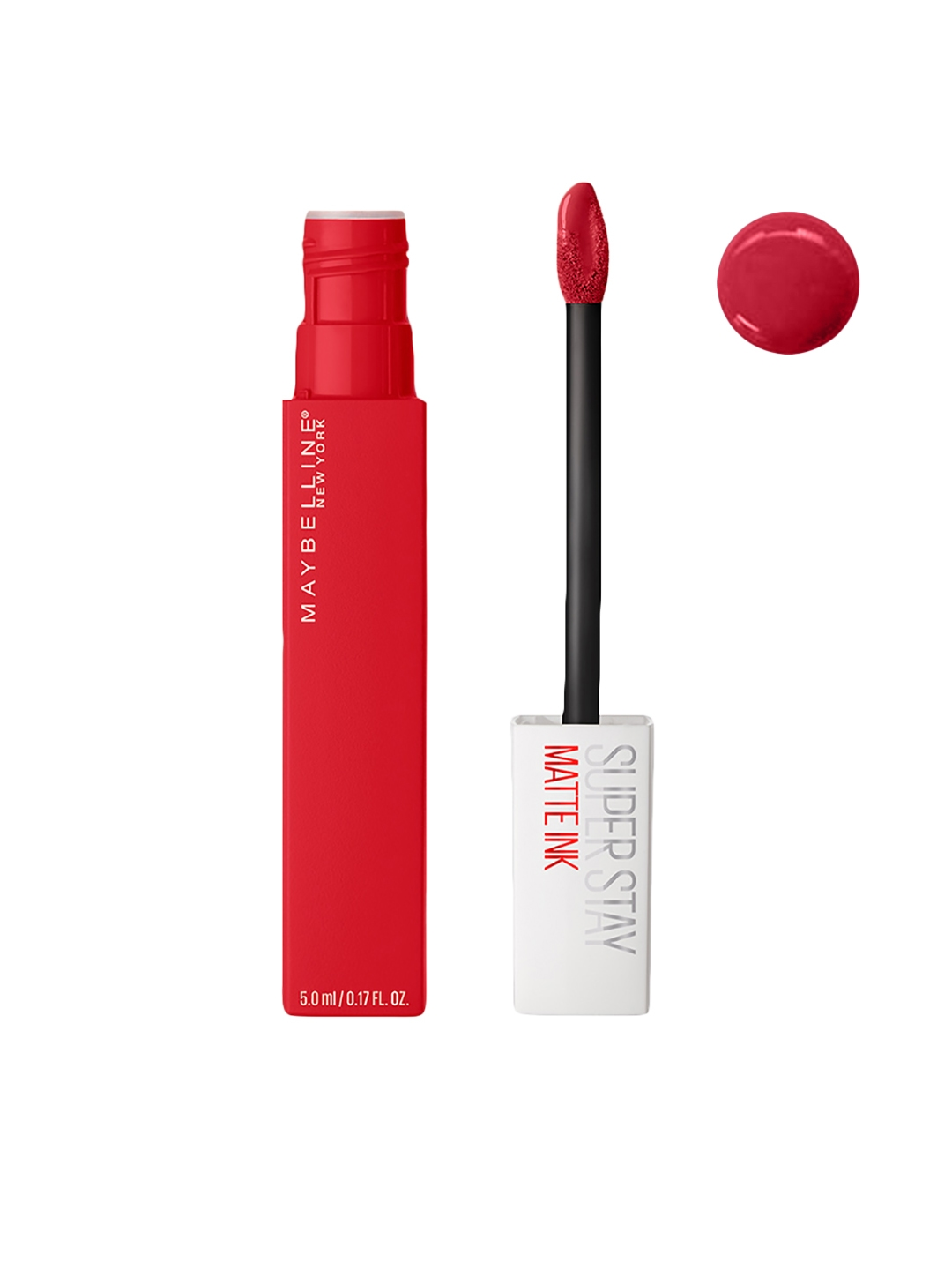 Buy Maybelline New York Ambitious Super Stay Matte Ink Liquid