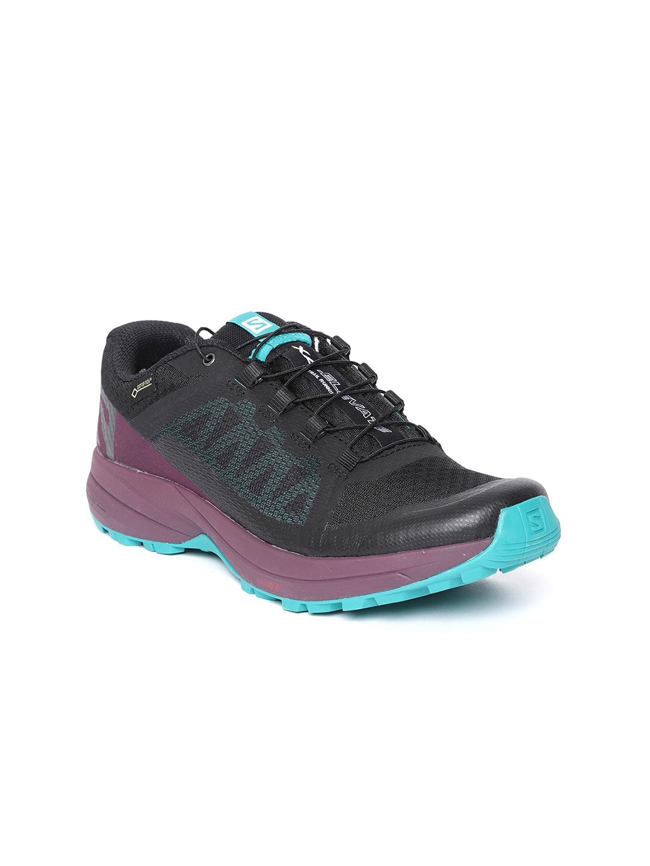 Buy Salomon Women Black XA ELEVATE GTX Running Shoes - Sports Shoes ... bf46a1be42f