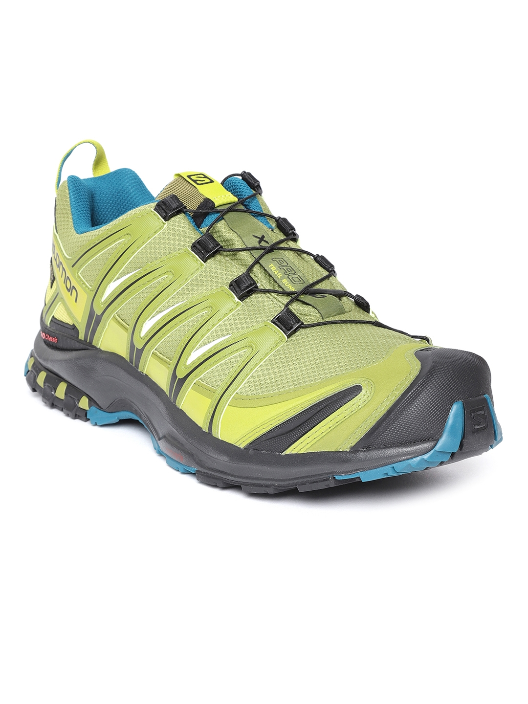 6220f91d5a05 Buy Salomon Men Olive Green Running Shoes - Sports Shoes for Men ...