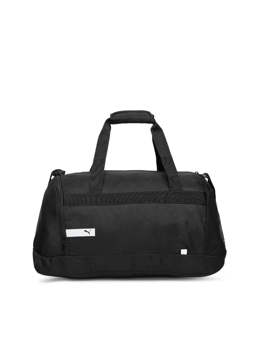 65bf826a0d60 Buy Puma Unisex Black Vibe Sports Bag - Duffel Bag for Unisex ...
