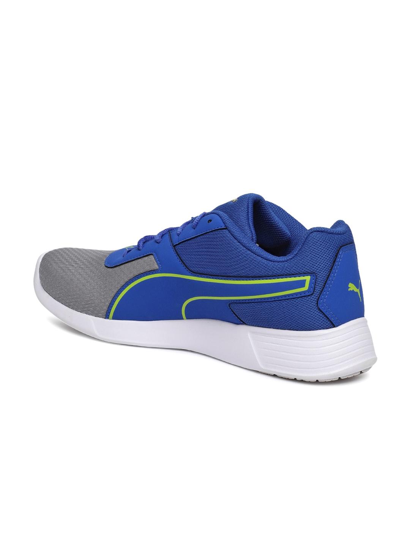 Buy Puma Men Blue Kor IDP Sneakers - Casual Shoes for Men 8097249 ... 4ba7a200b