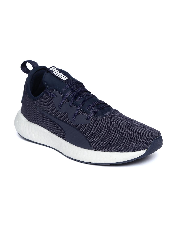 bb6e269b317 Buy Puma Men Navy NRGY Neko Sport Running Shoes - Sports Shoes for ...