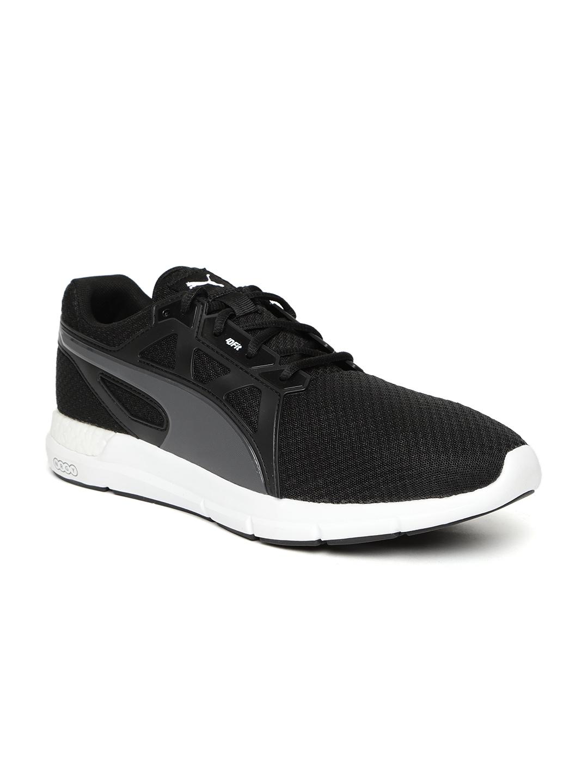 bc06192b213e Buy Puma Men Black NRGY Dynamo Running Shoes - Sports Shoes for Men ...