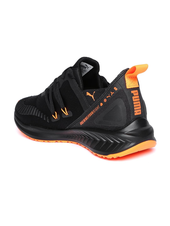 Buy Puma Men Black IGNITE Ronin Unrest Running Shoes - Sports Shoes ... ec218aa5c