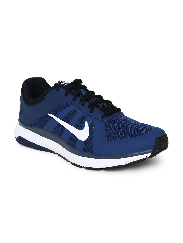new product 1089e 1110c Nike Men Navy Blue DART 12 MSL Running Shoes