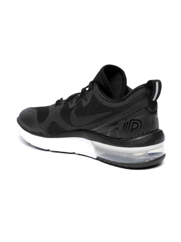 0529779e3277 Buy Nike Men Black Air Max Fury Running Shoes - Sports Shoes for Men ...