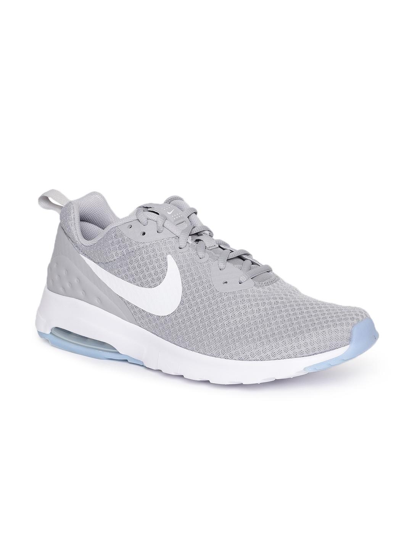 best authentic 04efc 1b76b Nike Men Grey AIR MAX MOTION LW Running Shoes