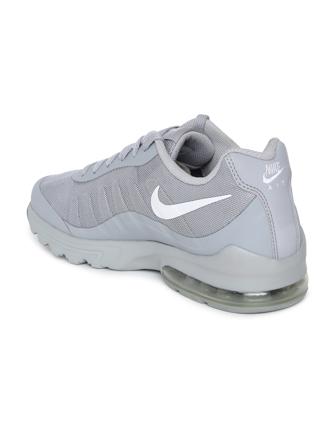 Buy Nike Men Grey Air Max Invigor Running Shoes - Sports Shoes for ... c99db1f66cf