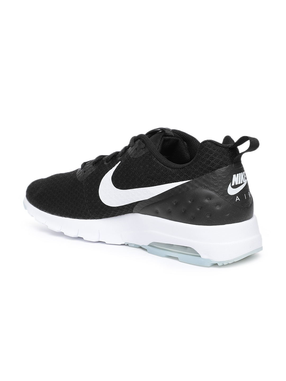 4559f9b3b7cd Buy Nike Men Black Air Max Motion LW Running Shoes - Sports Shoes ...