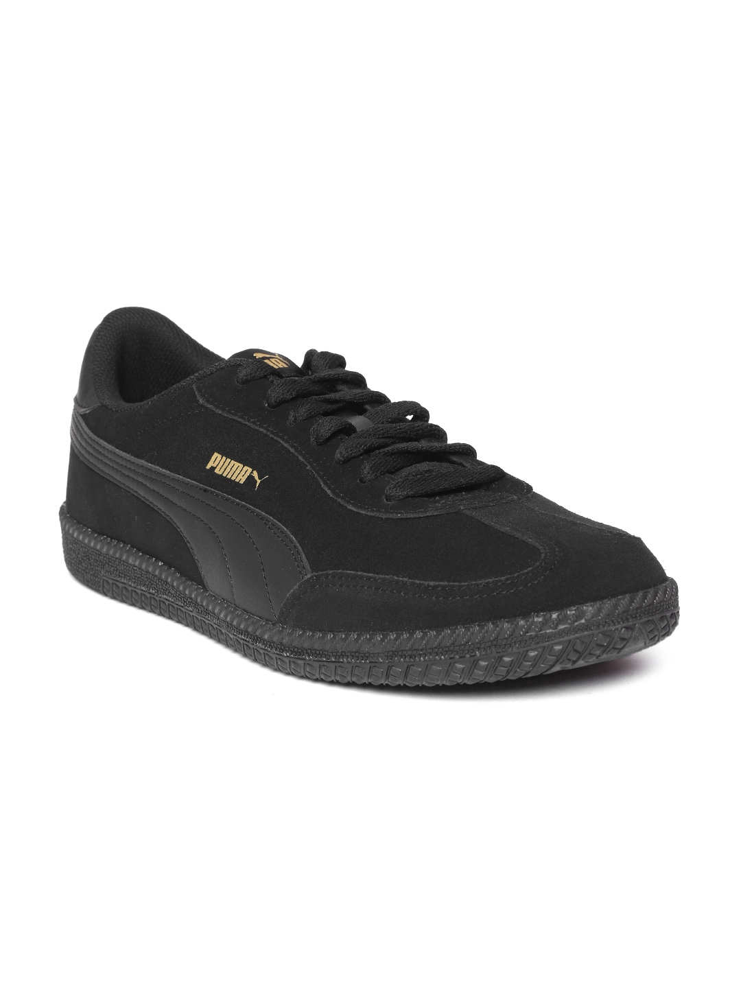 c860df159766 Buy Puma Unisex Black Astro Cup Suede Sneakers - Casual Shoes for ...