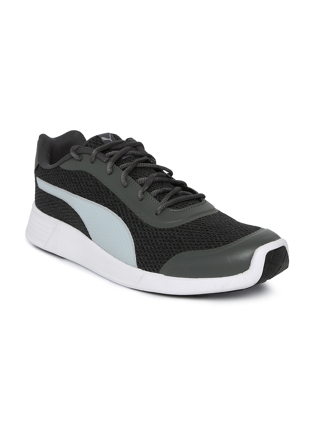 e0746cb49b Puma Men Black FST Runner v2 IDP Running Shoes. This product is already at  its best price