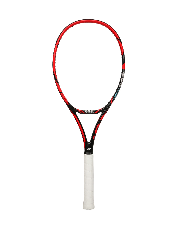 YONEX Unisex Red   White VCORE Tour F 97 Tennis Racquet