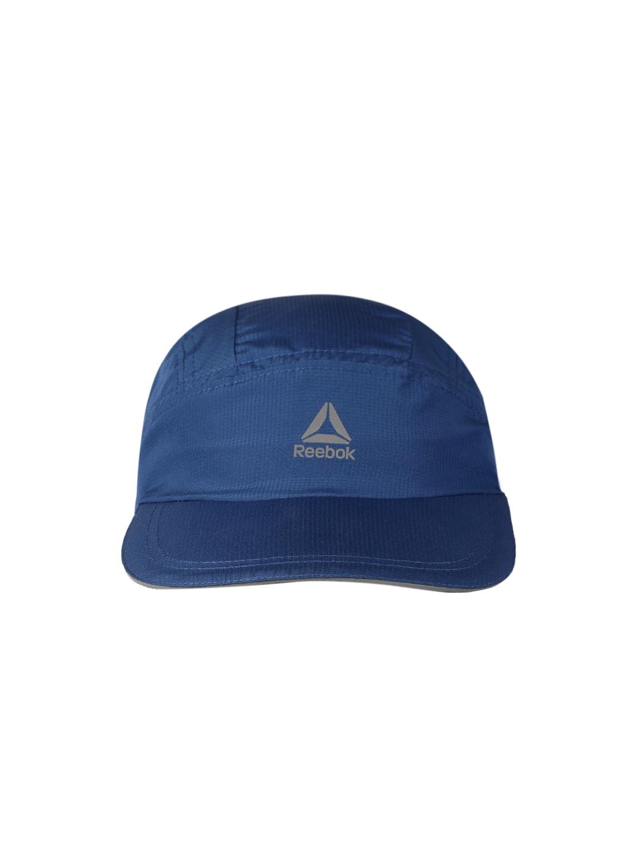Buy Reebok Men Blue Solid Baseball Cap - Caps for Men 8173139  a56c9723b