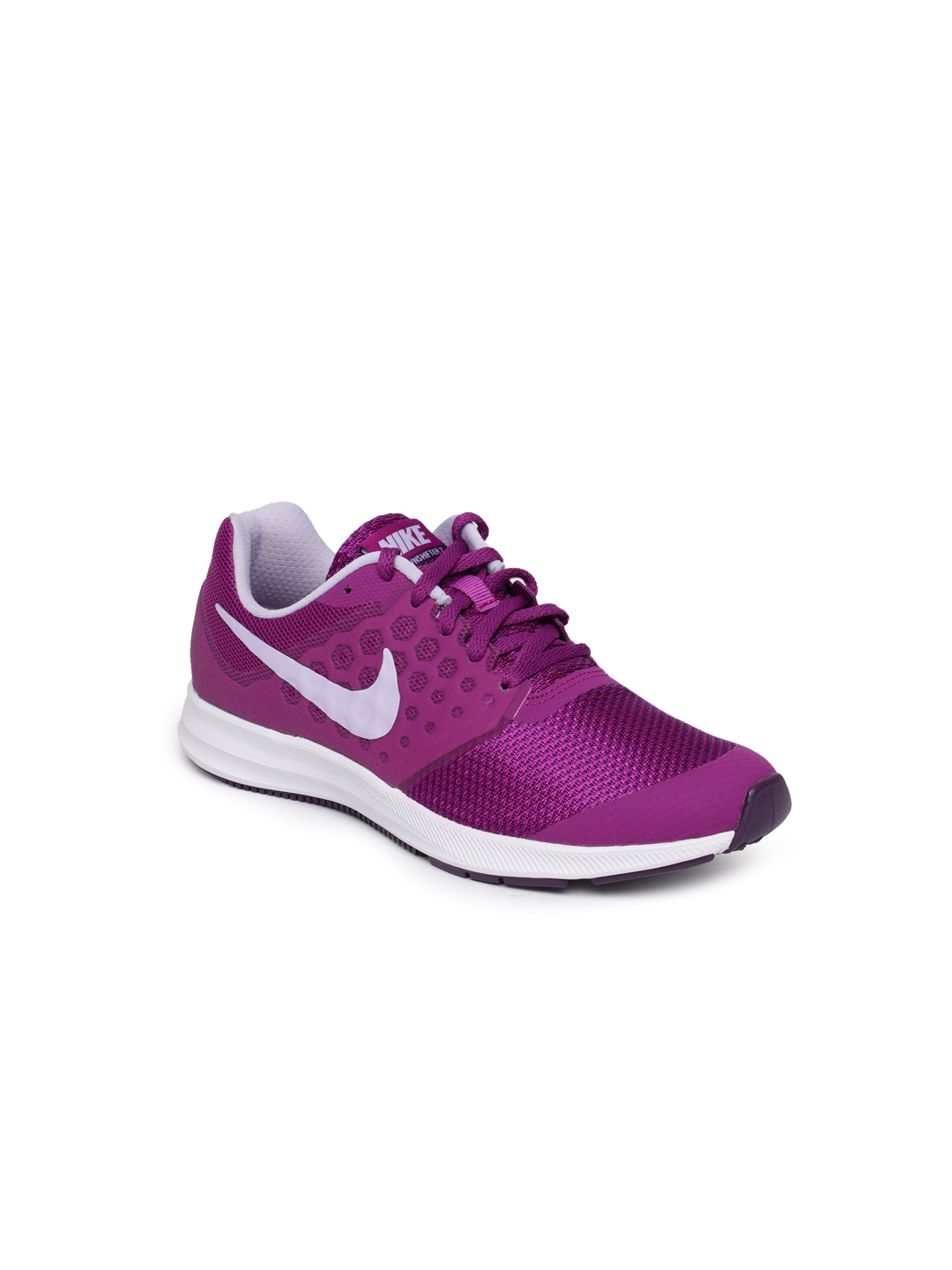 a1e514f1bc6d Buy Nike Girls Purple Downshifter 7 Running Shoes - Sports Shoes for ...