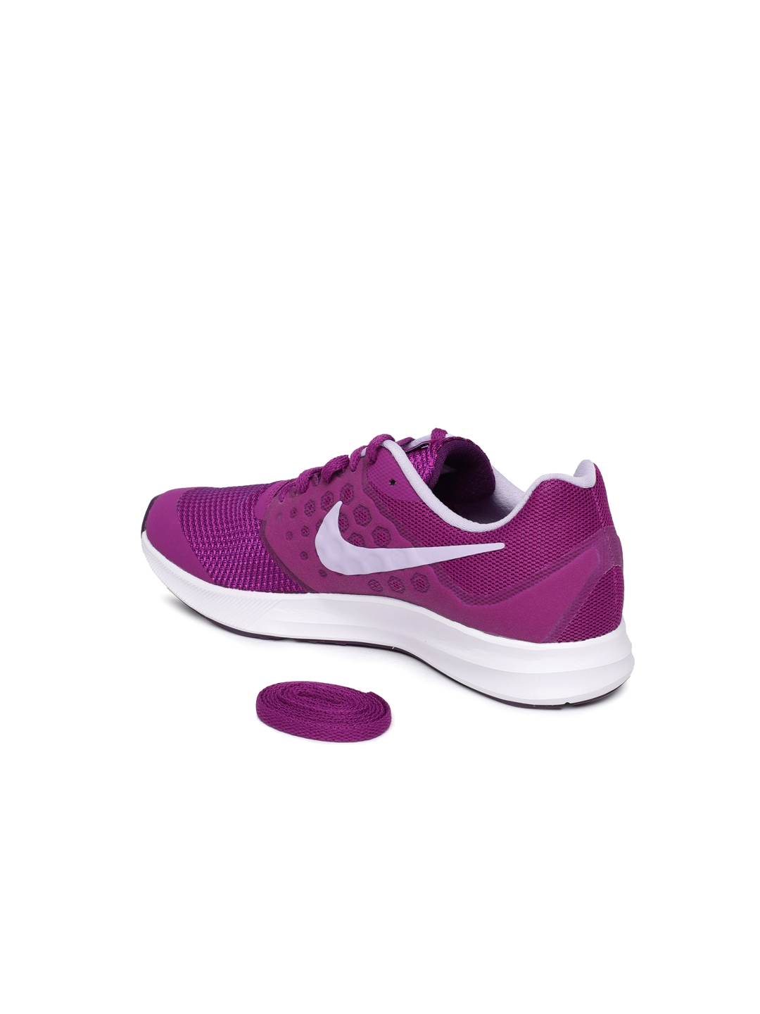 00ffbf65d17b Buy Nike Girls Purple Downshifter 7 Running Shoes - Sports Shoes for ...