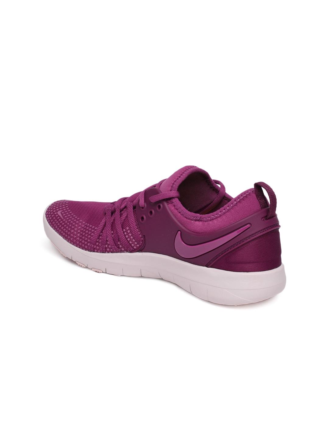 reputable site f9672 60db1 Nike Women Purple Free TR 7 Training Shoes