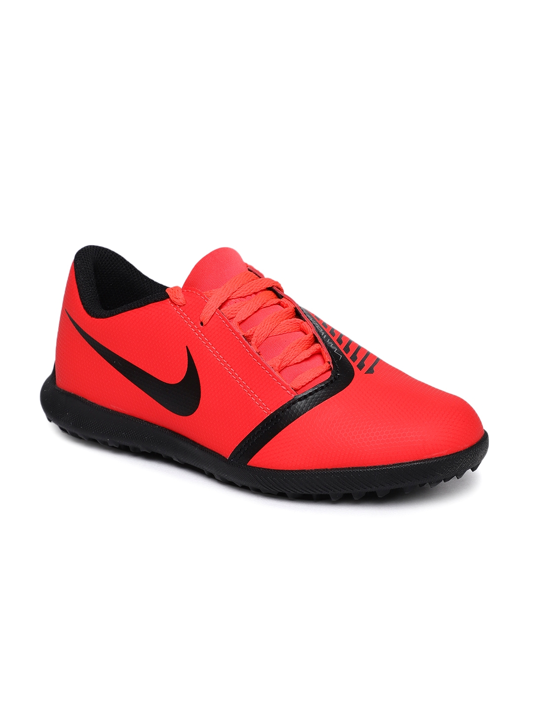 2b737c577f Buy Nike Unisex Red Phantom Venom Club TF Football Shoes - Sports ...