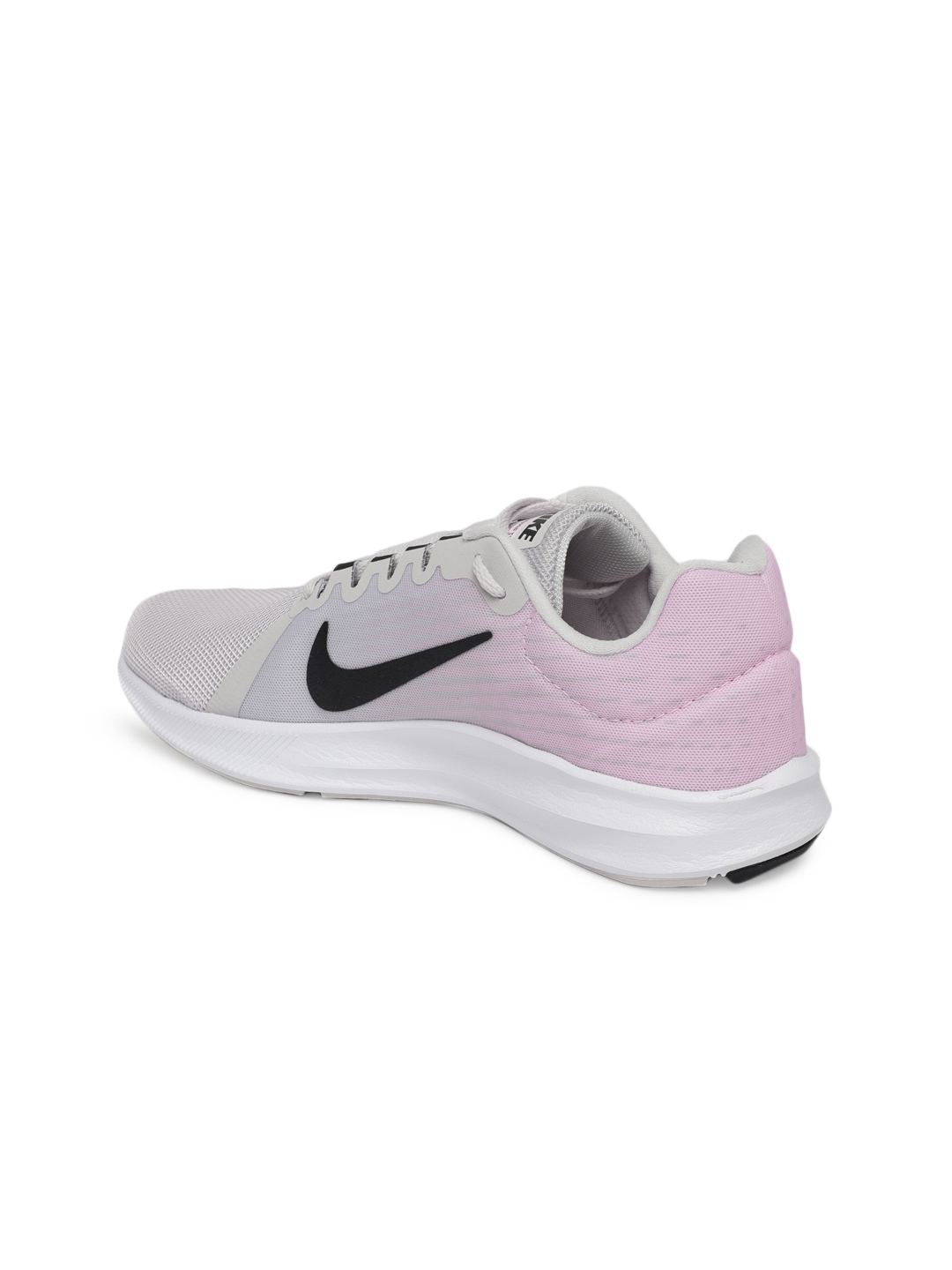 fd364d52fba8c Buy Nike Women Grey   Off White Downshifter 8 Running Shoes - Sports ...