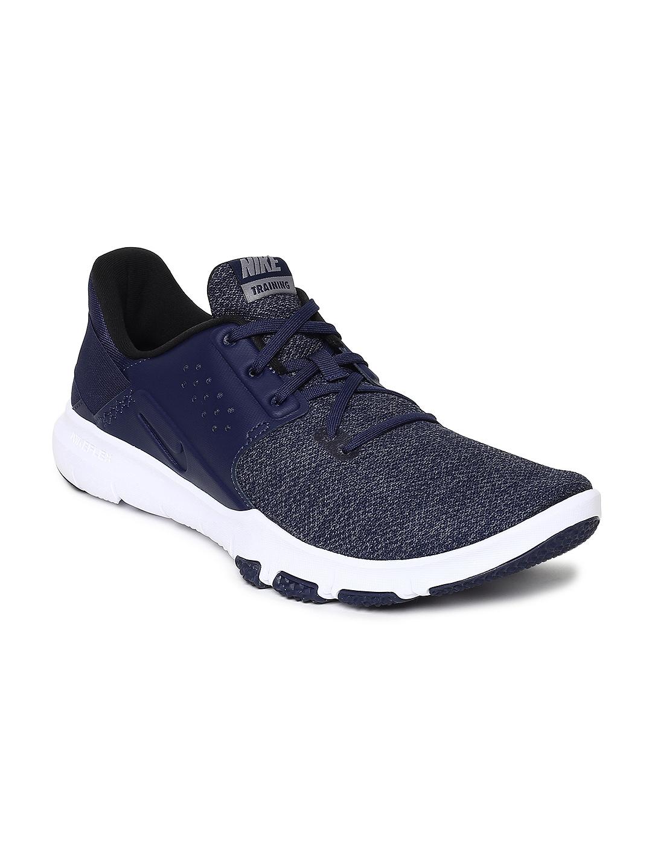 1e0468725 Buy Nike Men Navy Blue NIKE FLEX CONTROL TR3 Training Or Gym Shoes ...