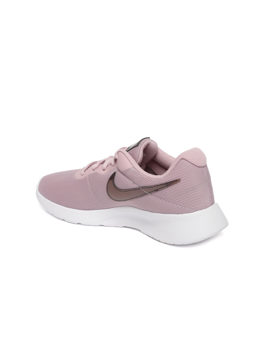 44ae0d717f35c6 Buy Nike Women Purple Tanjun Sneakers - Casual Shoes for Women ...
