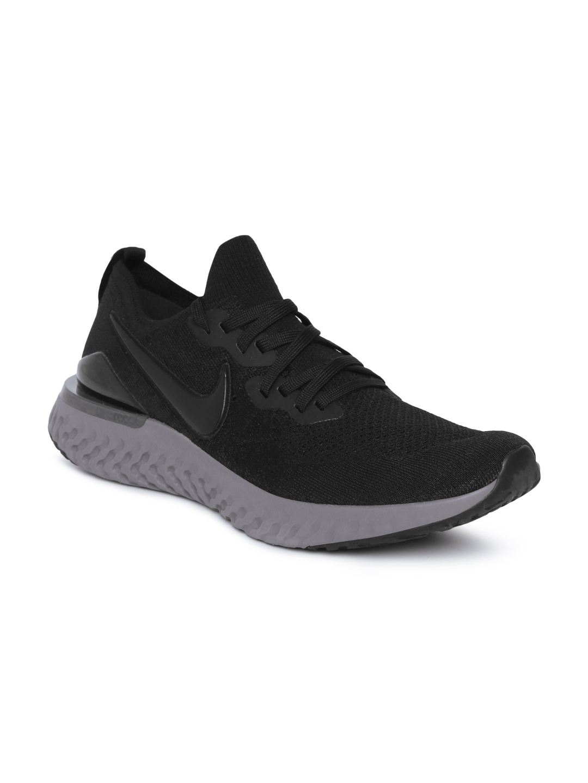 Buy Nike Men Black EPIC REACT FLYKNIT 2
