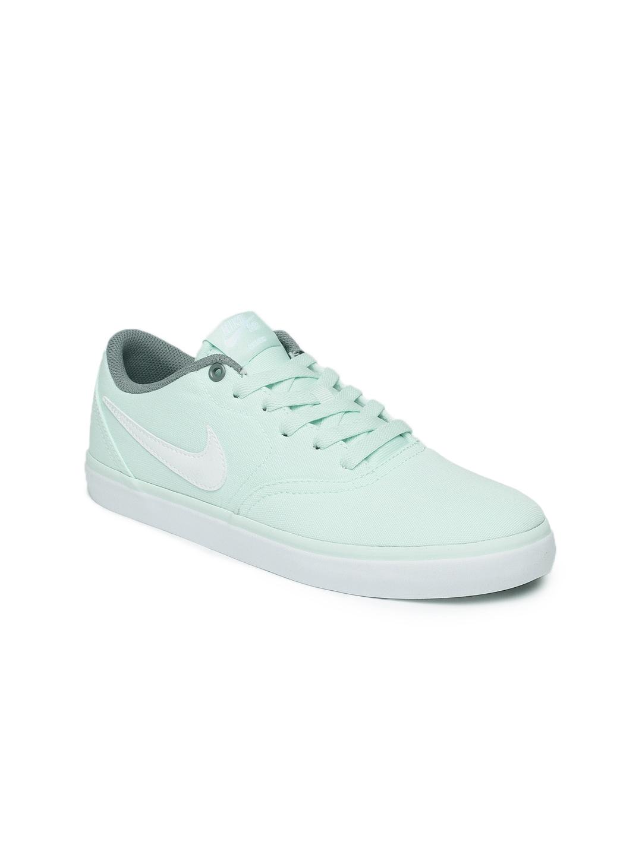 0ef8af9224b58 Buy Nike Women Green CHECK SOLAR Skateboarding Shoes - Sports Shoes ...