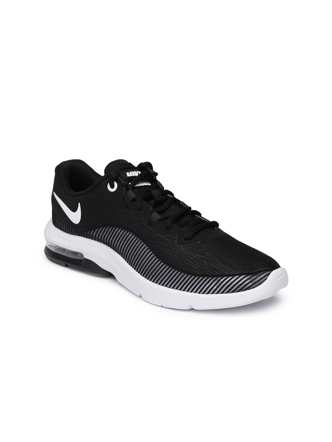 802c144101 Buy Nike Women Black Air Max Advantage 2 Sneakers - Casual Shoes for ...