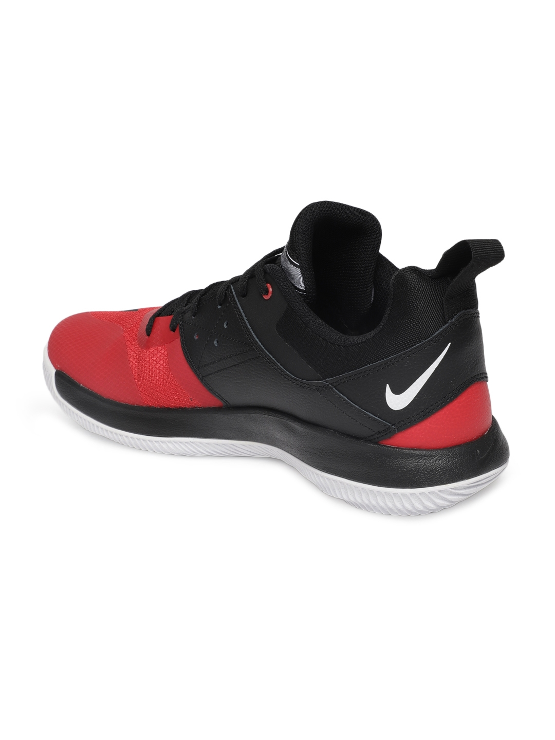 d5f97799b2fa Buy Nike Men Black FLY.BY LOW II Basketball Shoes - Sports Shoes for ...