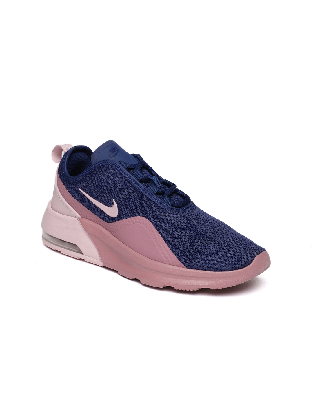 Buy Nike Women AIR MAX MOTION 2 Blue   Pink Colourblocked Sneakers ... ff895f11d
