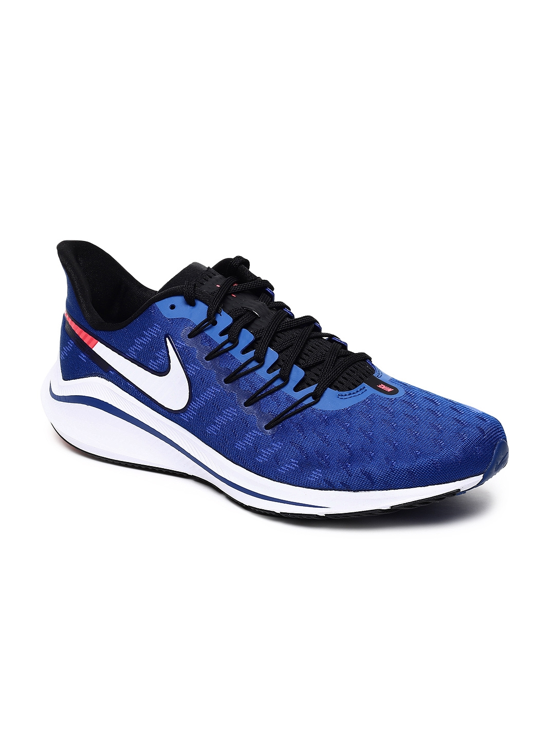 differently 27cc3 3a30d Nike Men Blue Air Zoom Vomero 14 Running Shoes