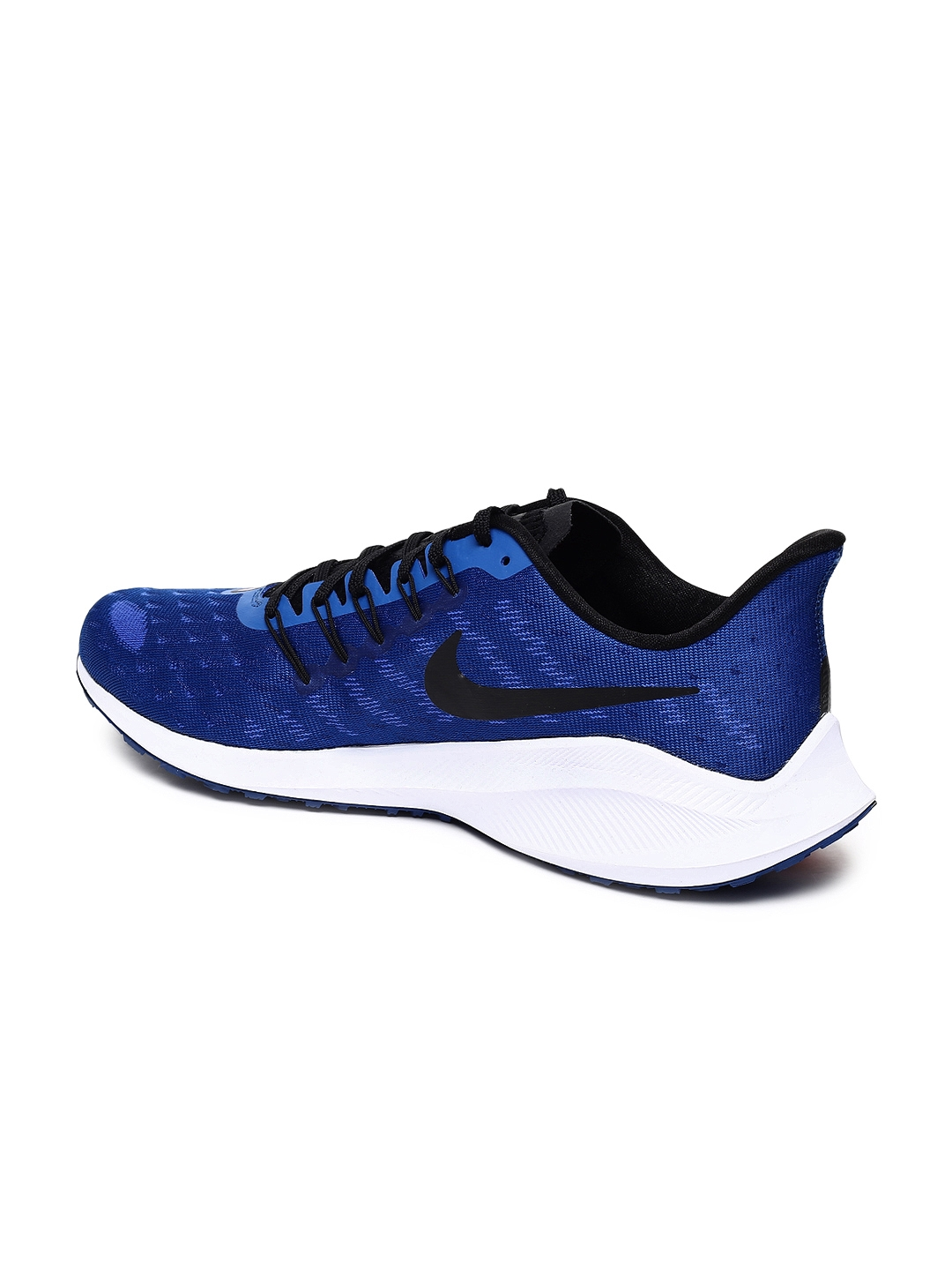9b58096df7309 Buy Nike Men Blue Air Zoom Vomero 14 Running Shoes - Sports Shoes ...