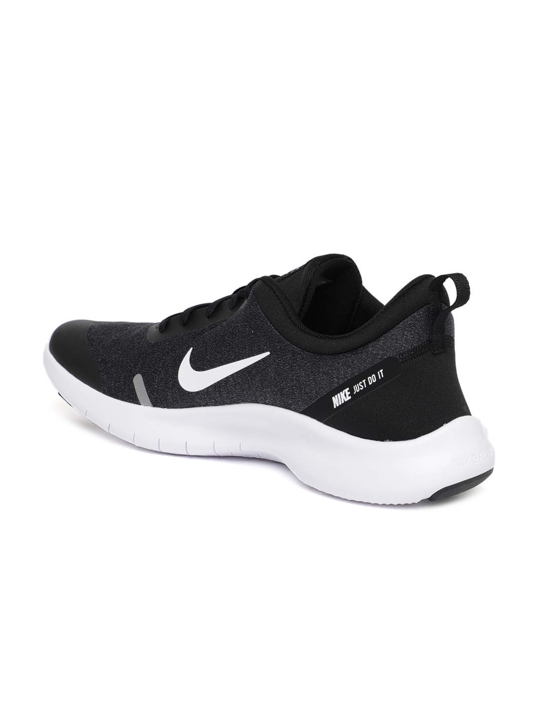 9580e0cea20c2 Buy Nike Men Black FLEX EXPERIENCE 8 Running Shoes - Sports Shoes ...