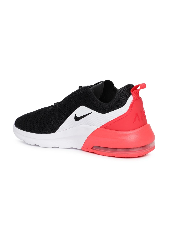 sports shoes 230cb 7c966 Nike Men Black AIR MAX MOTION 2 Running Shoes