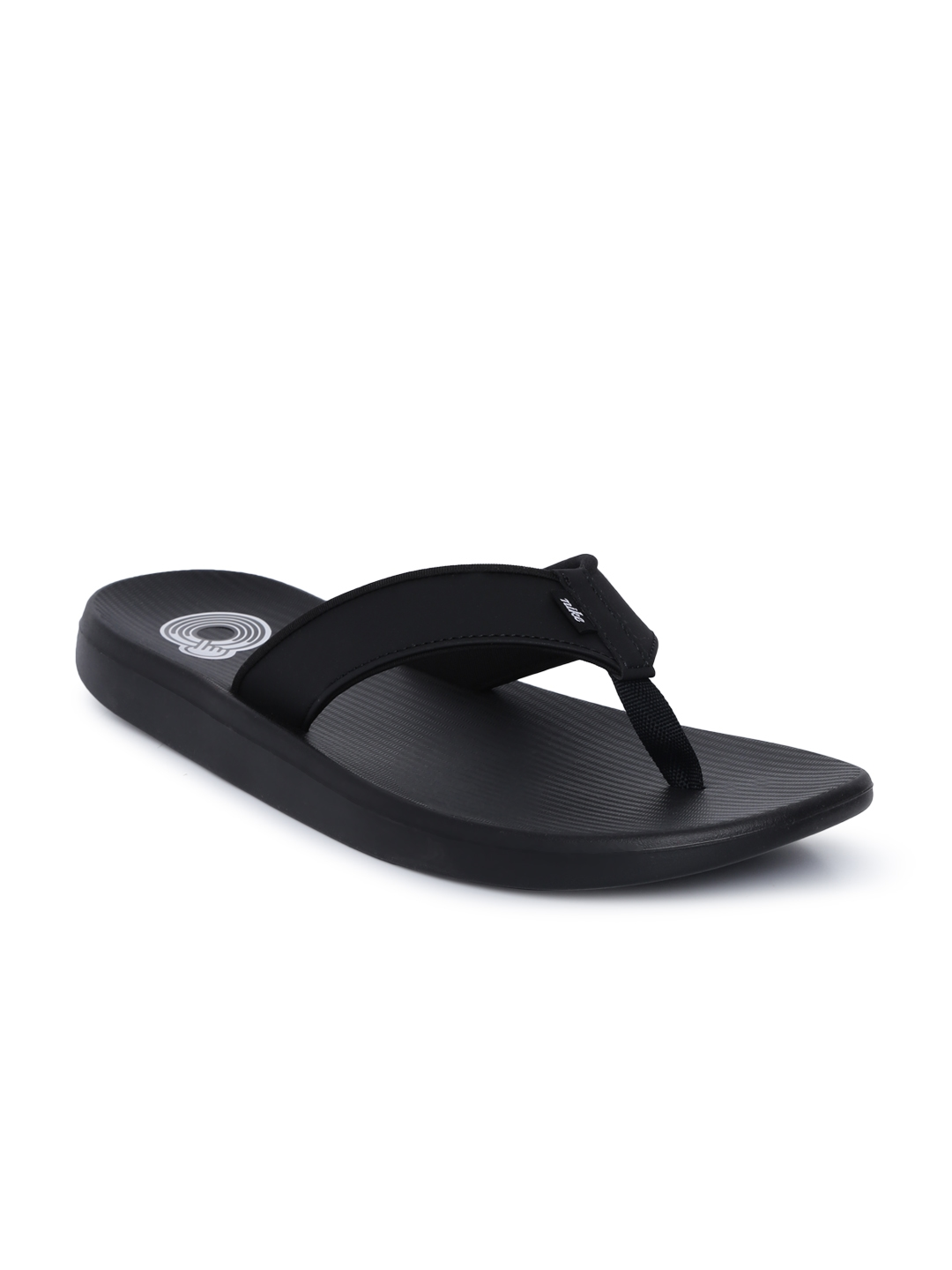 7fa1e0a0a Buy Nike Men Black KEPA KAI Solid Thong Flip Flops - Flip Flops for ...
