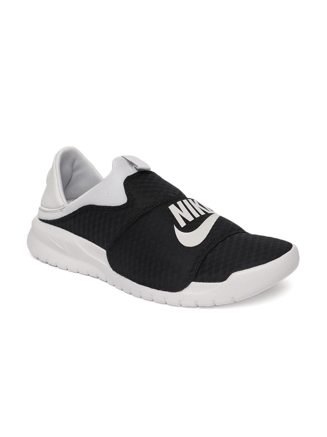 4d8d88fed568 Buy Nike Men Black BENASSI Slip On Sneakers - Casual Shoes for Men ...