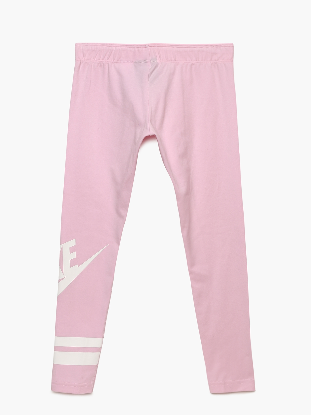 60e7e59119 Buy Nike Girls Pink NSW FAVORITE GX3 Tights - Tights for Girls ...