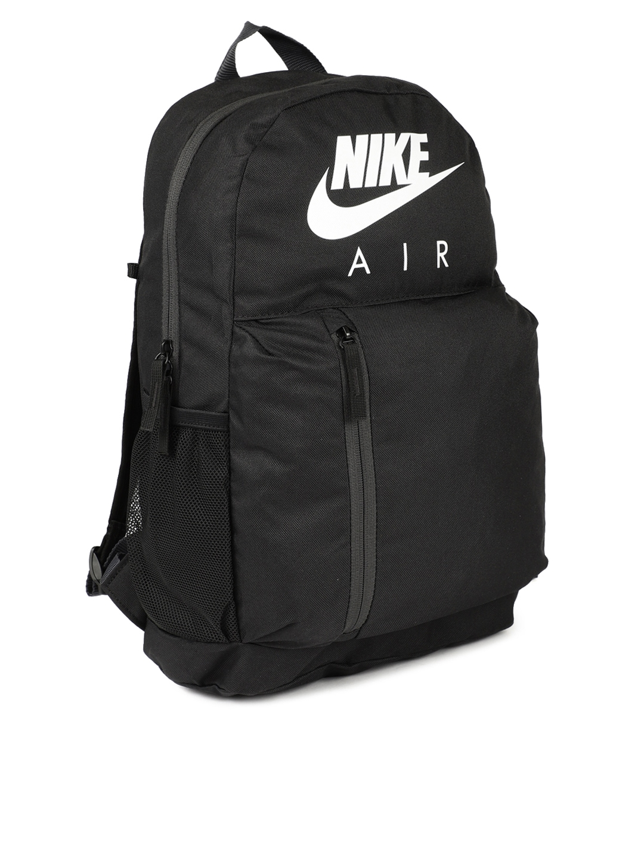 a3b3448d6f1 Buy Nike Unisex Black Solid Elemental GFX Backpack - Backpacks for ...