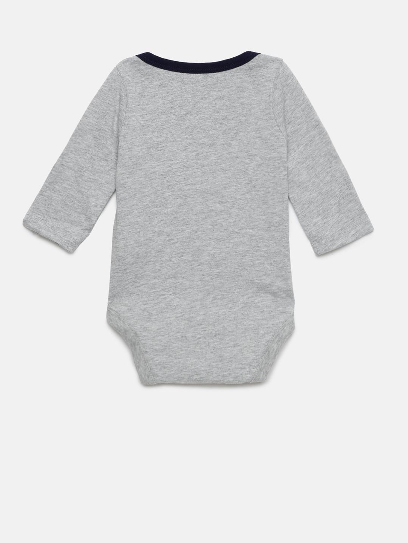 5d61ac1ec Buy GAP Baby Boys  Camo Logo Long Sleeve Rompers - Rompers for Boys ...