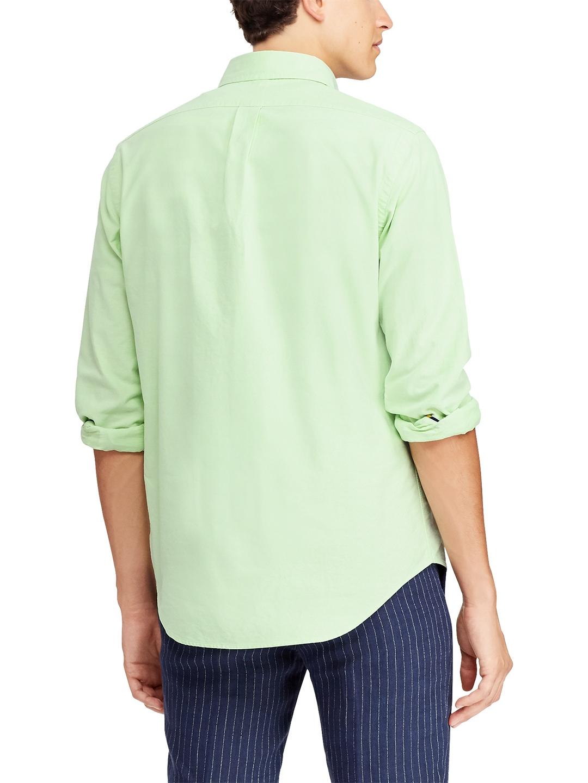 caa1d1537892 Buy Polo Ralph Lauren Slim Fit Striped Oxford Shirt - Shirts for Men ...
