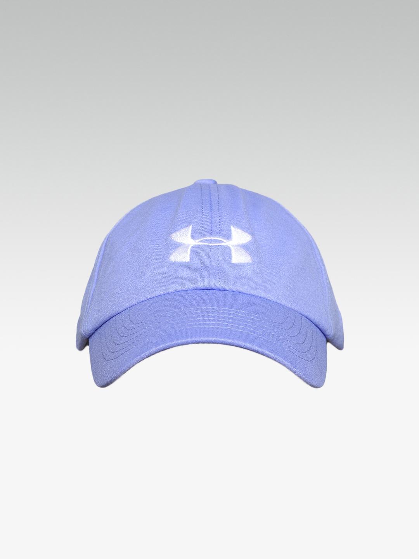 5e1f1bbd6bf2 Buy UNDER ARMOUR Women Blue Renegade Baseball Cap - Caps for Women ...