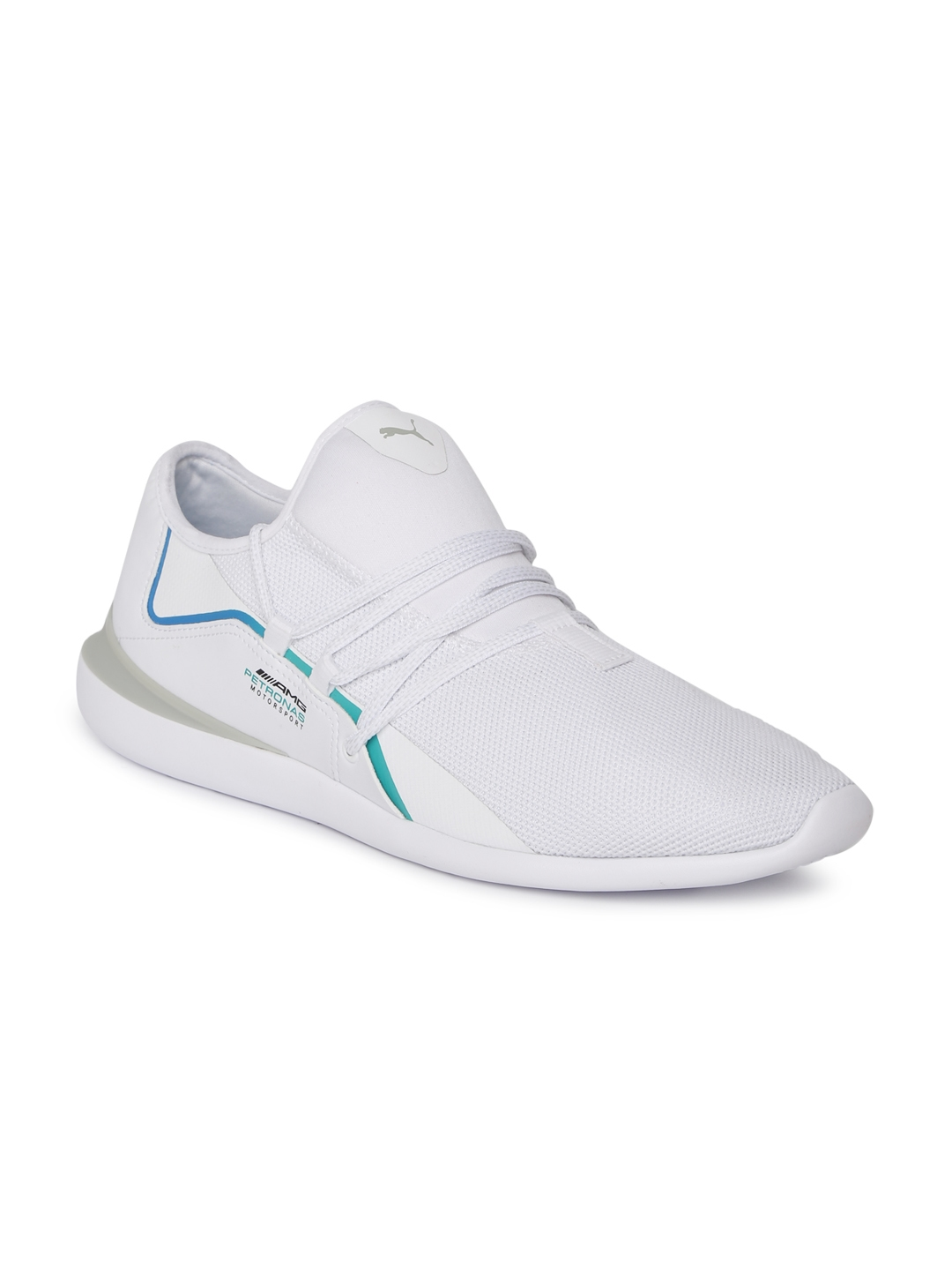 ce4197107 Buy Puma Men White MAPM Evo Cat Racer Sneakers - Casual Shoes for ...