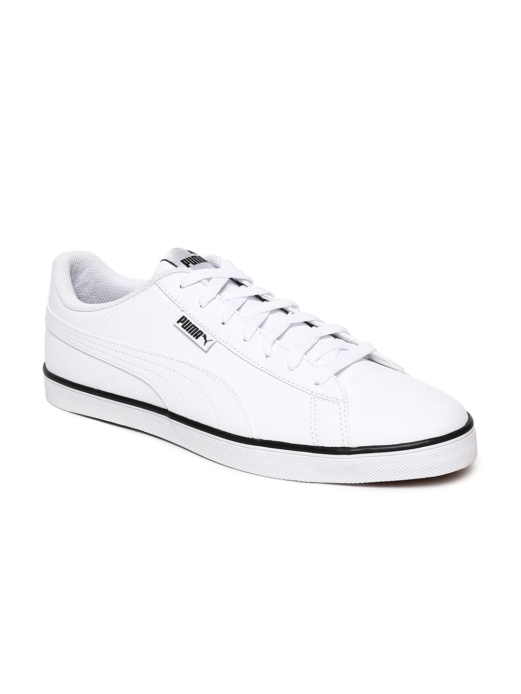 Buy Puma Unisex White Urban Plus SL