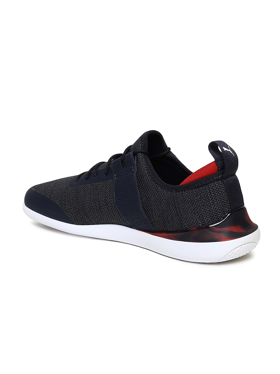 b9abf2639 Buy Puma Men Navy Blue RBR Evo Cat Racer Sneakers - Casual Shoes for ...