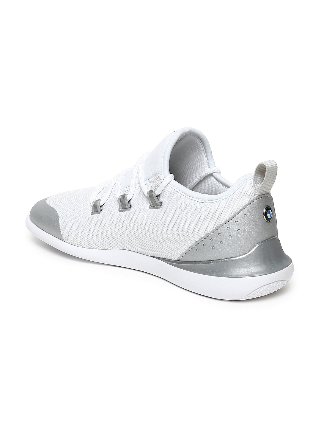 Buy Puma Men White BMW MMS Evo Cat Racer Sneakers - Casual Shoes for ... 067c89a23