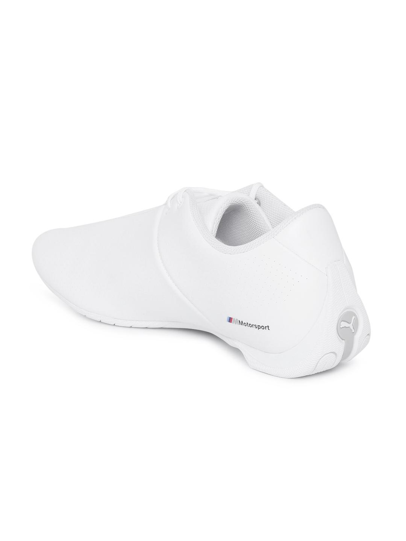 fd2d118cb71 Buy Puma Men White BMW MMS Future Cat Ultra Sneakers - Casual Shoes ...