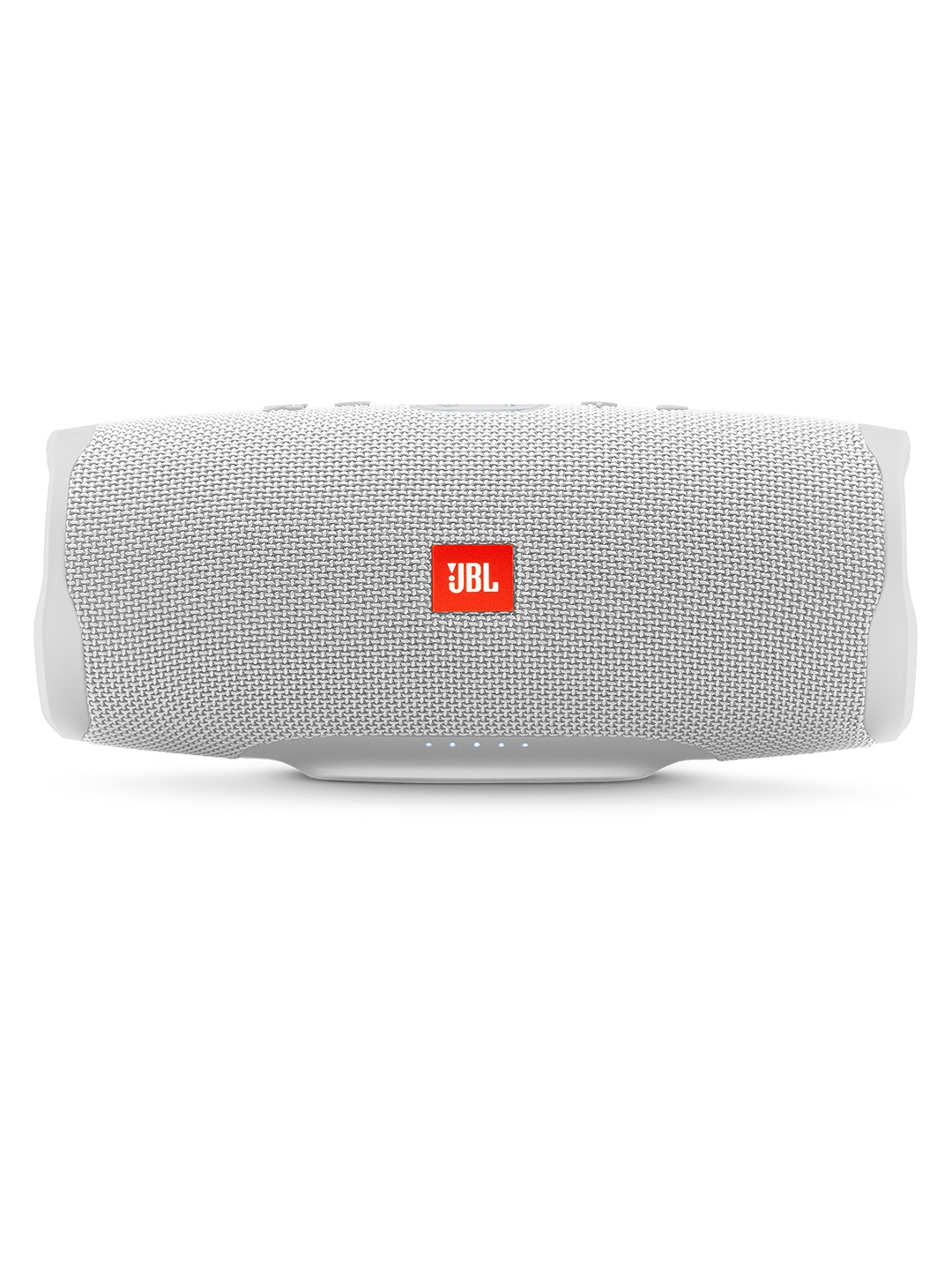 JBL Unisex White Charge 4 Powerful Portable Speaker with Built in Powerbank