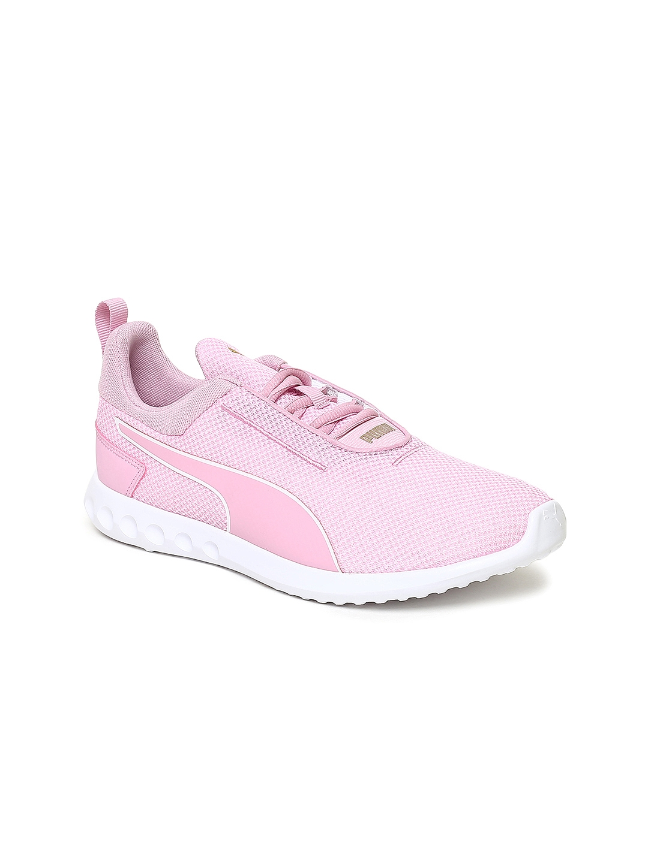 3bebb09573 Puma Women Pink Carson 2 Concave Running Shoes