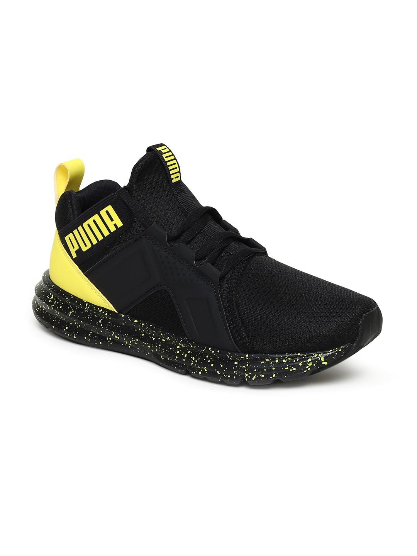 223a248ae735 Buy Puma Kids Black Enzo Tech Jr Training Shoes - Sports Shoes for ...